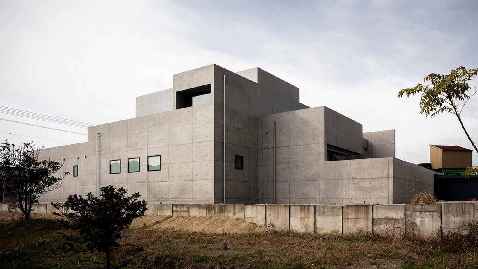 50 Examples of Modern concrete homes - Sheet40