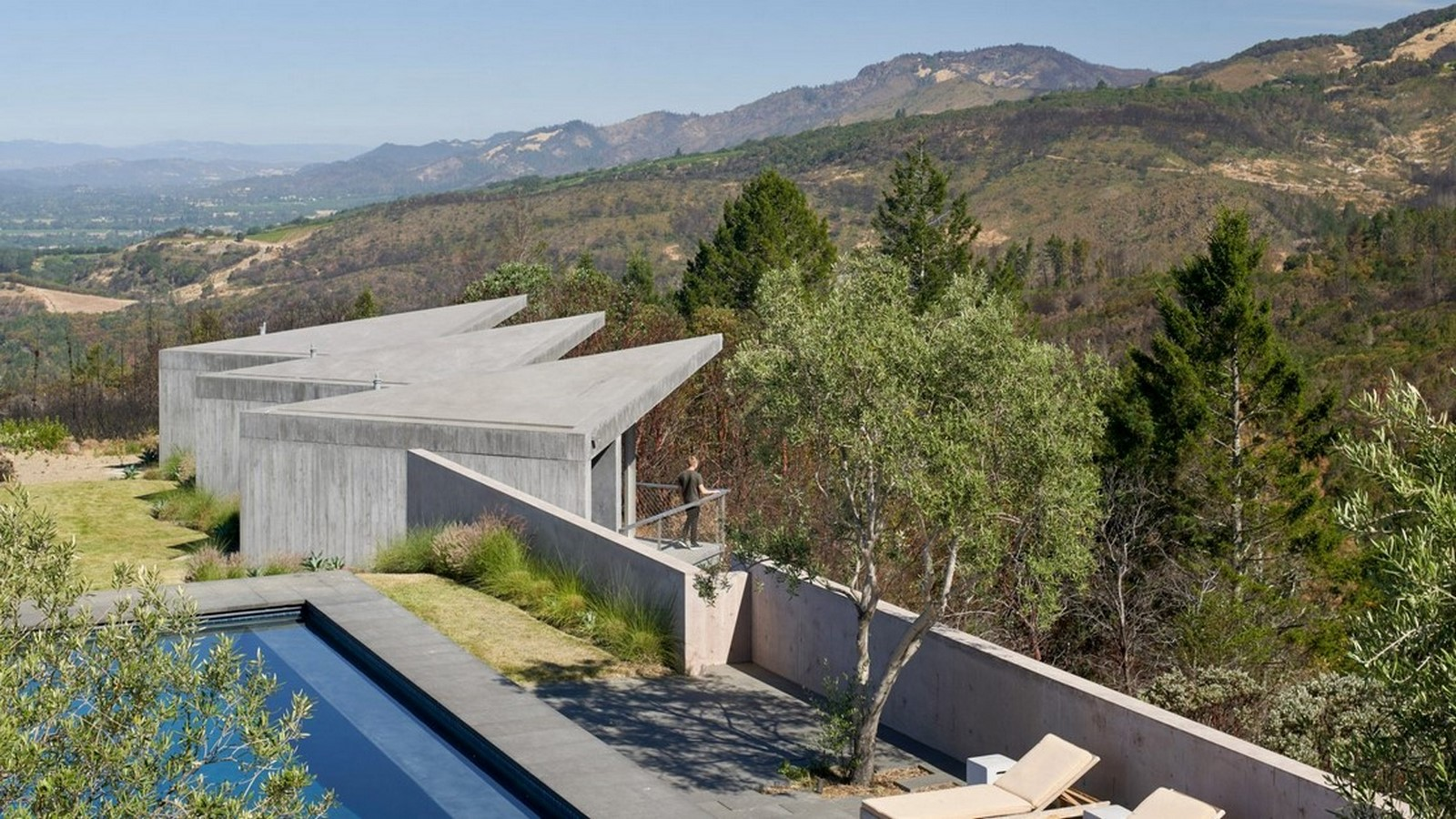 50 Examples of Modern concrete homes - Sheet41