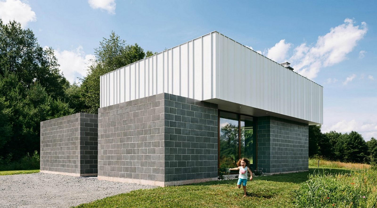 50 Examples of Modern concrete homes - Sheet42