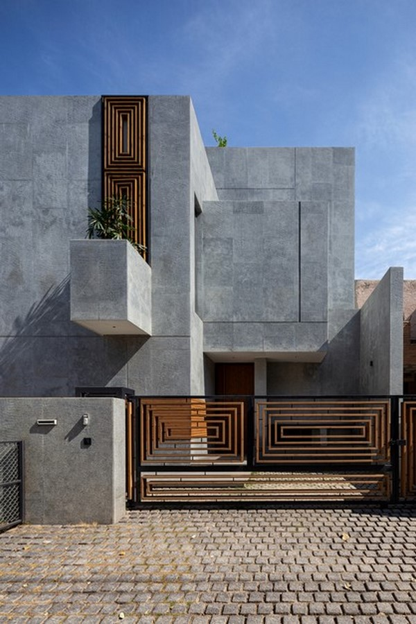 50 Examples of Modern concrete homes - Sheet4