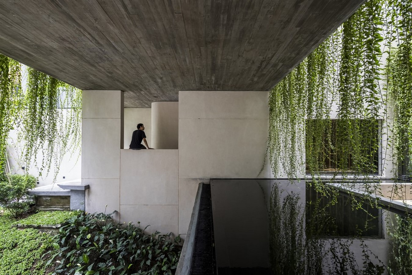50 Examples of Modern concrete homes - Sheet50