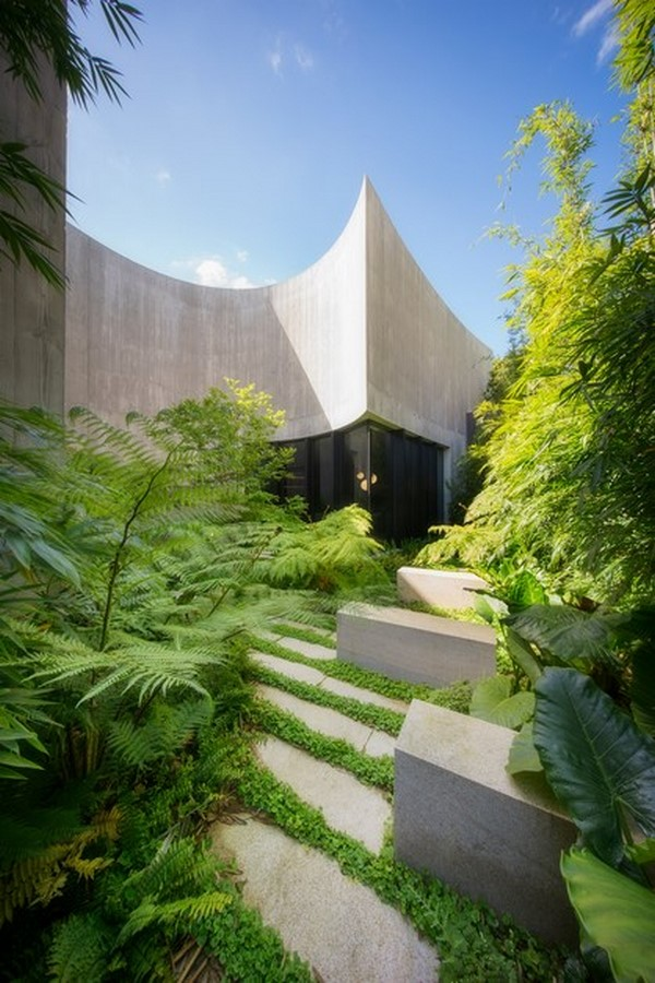 50 Examples of Modern concrete homes - Sheet6
