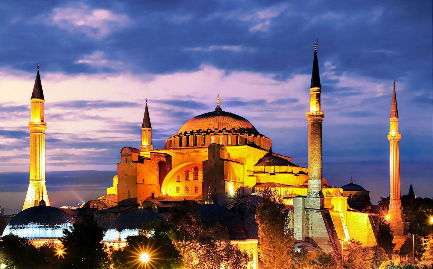 10 things you didn't know about Hagia Sophia - Sheet1