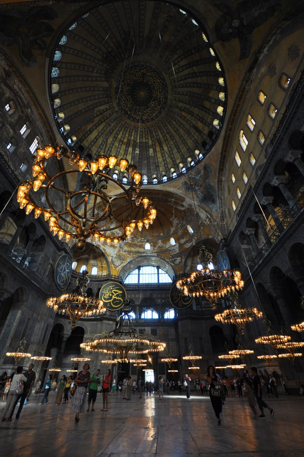 10 things you didn't know about Hagia Sophia - Sheet2