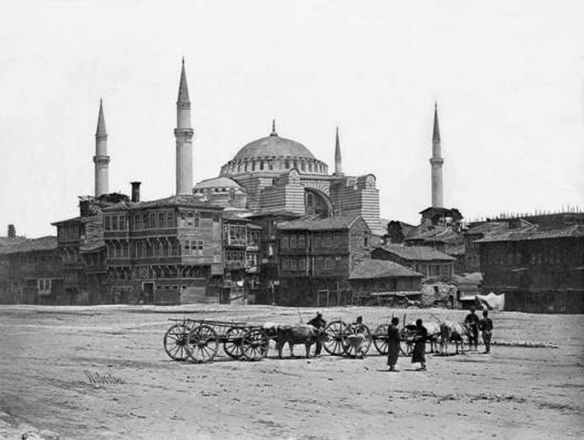 10 things you didn't know about Hagia Sophia - Sheet3