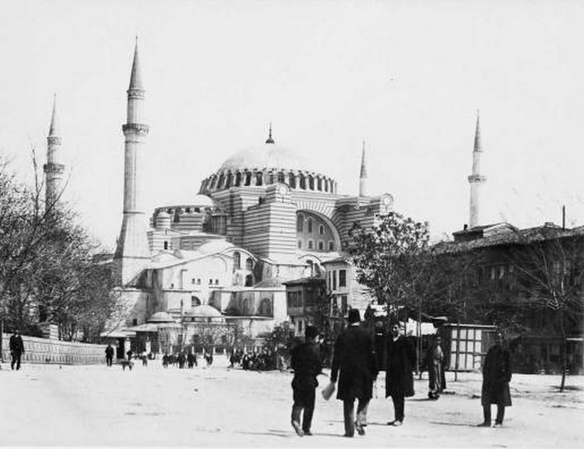 10 things you didn't know about Hagia Sophia - Sheet4