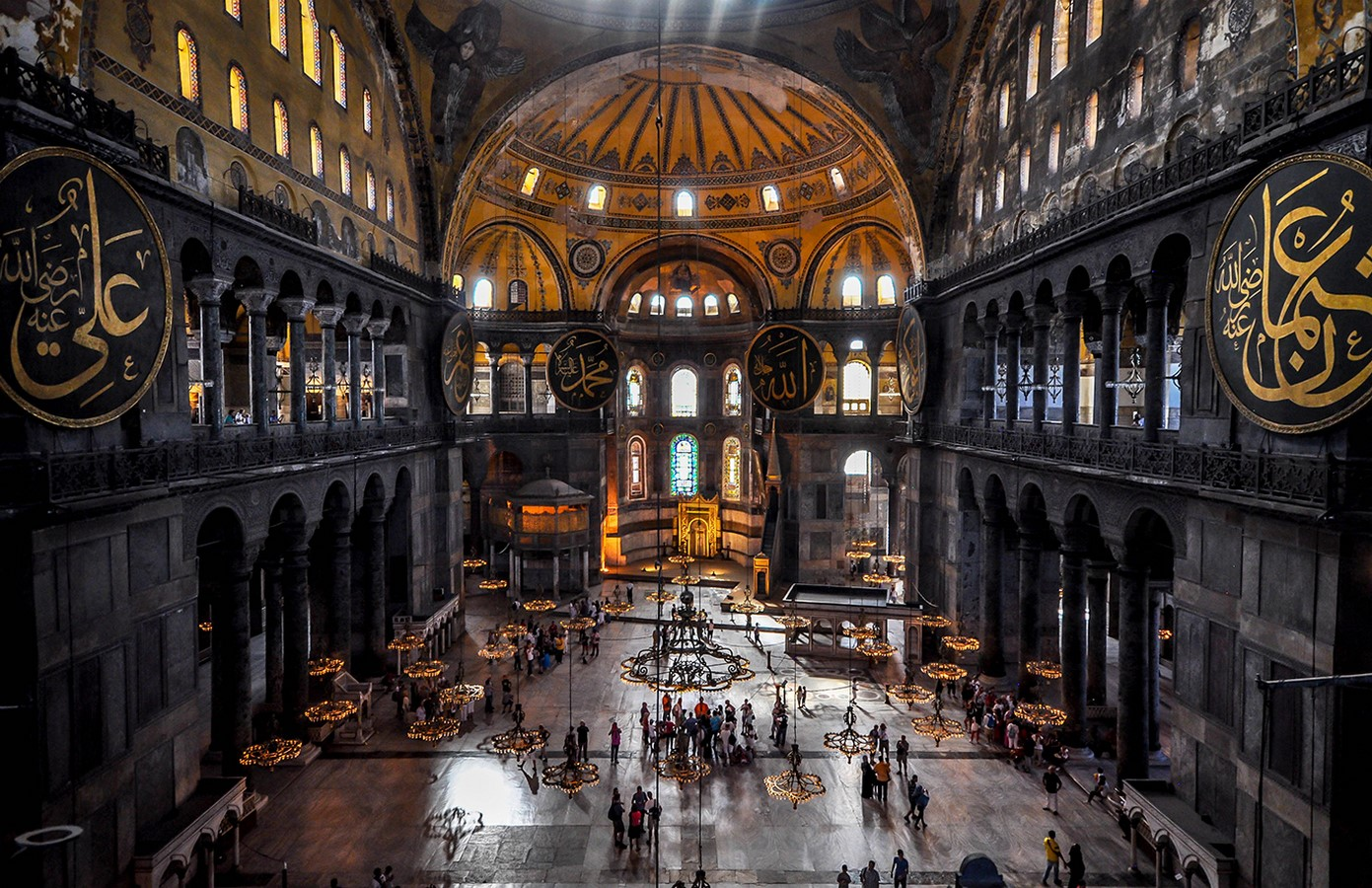 10 things you didn't know about Hagia Sophia - Sheet7