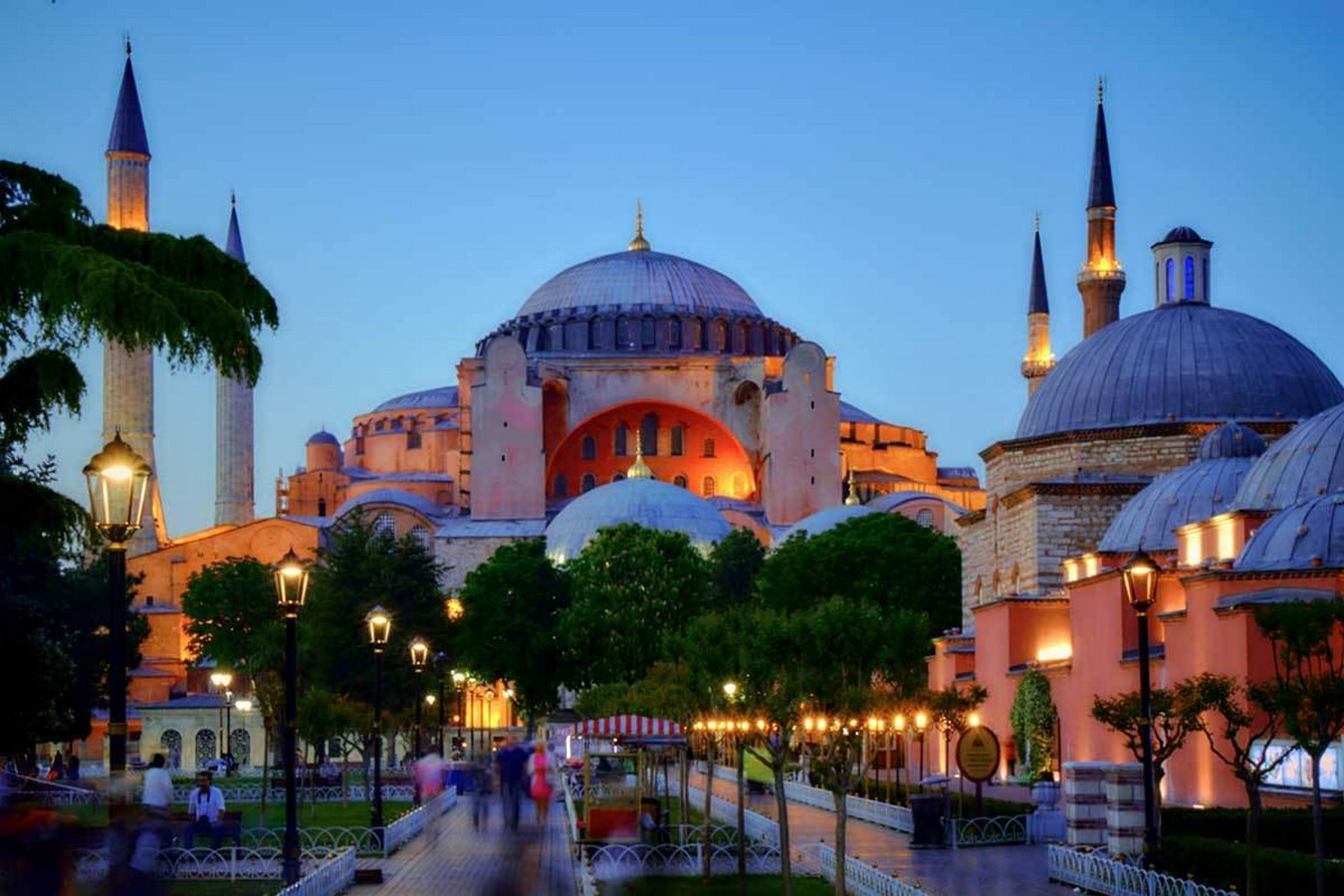 10 things you didn't know about Hagia Sophia - Sheet15