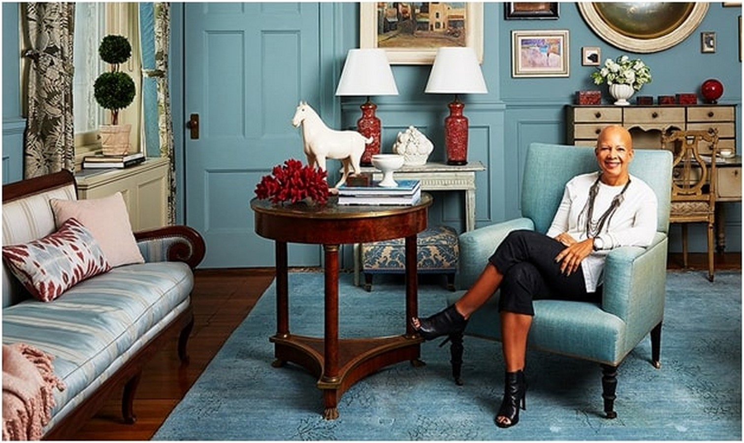 25 Interior Designers of colour everyone should know about - Sheet22