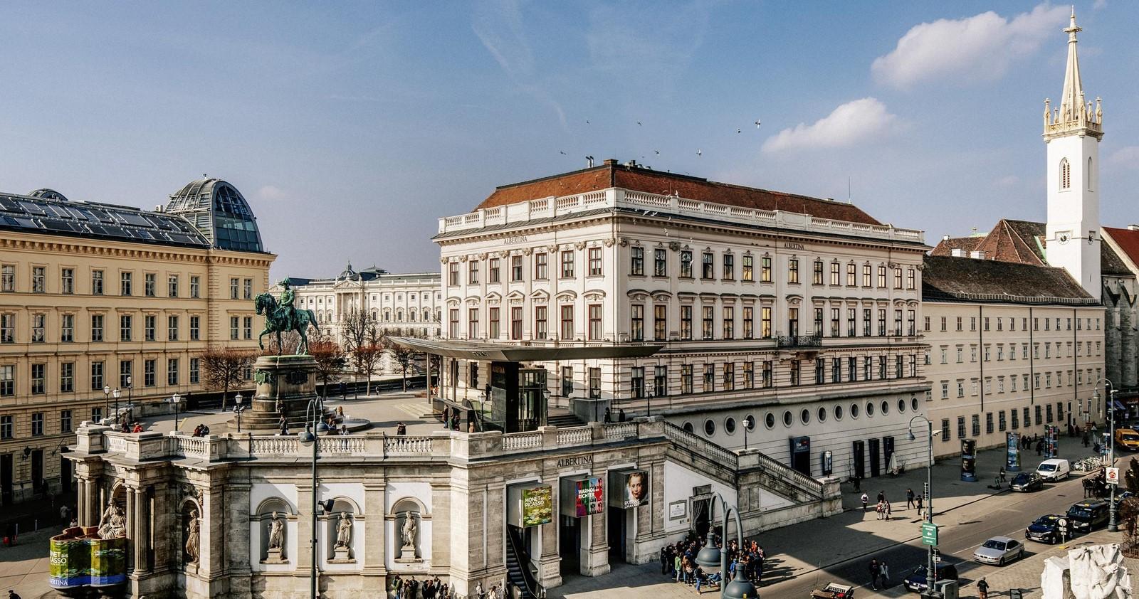 Albertina, Albertinaplatz 1, 1010 Wien, Austria - Sheet2