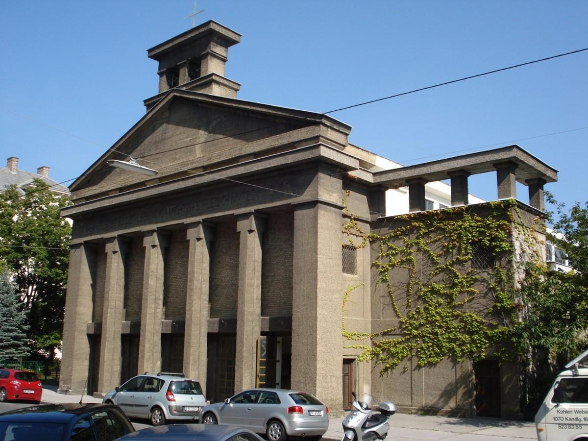 Church of Holy Spirit, Herbststraße 78, 1160 Wien, Austria - Sheet3