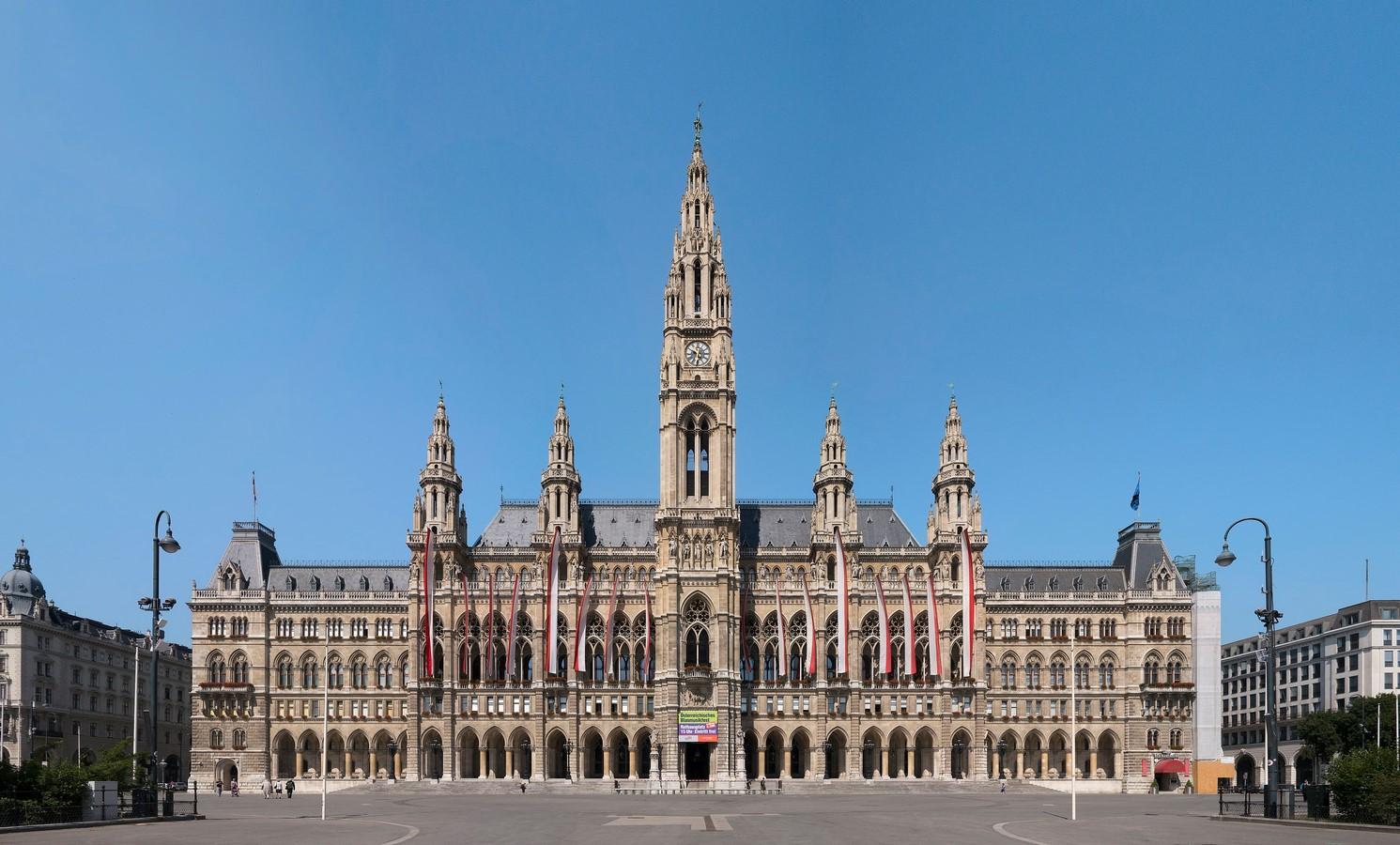 Rathaus, Friedrich-Schmidt-Platz 1, 1010 Wien, Austria - Sheet1