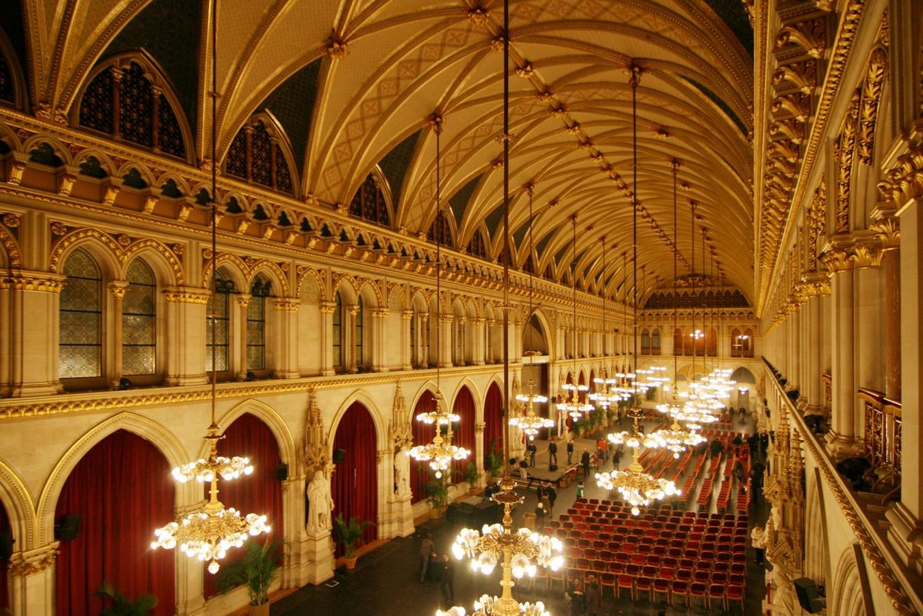 Rathaus, Friedrich-Schmidt-Platz 1, 1010 Wien, Austria - Sheet2