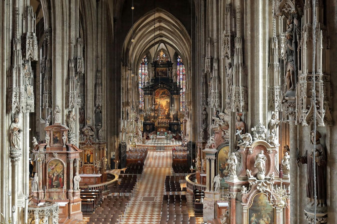 St. Stephen's Cathedral, Stephansplatz 3, 1010 Wien, Austria - Sheet3