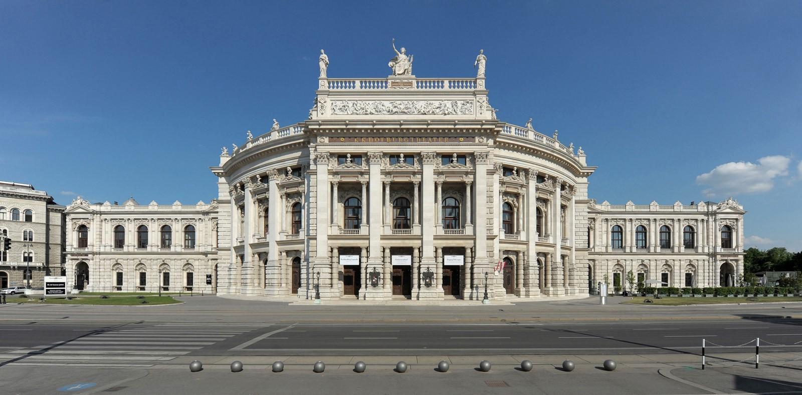 The National Theatre, Universitätsring 2, 1010 Wien, Austria - Sheet1