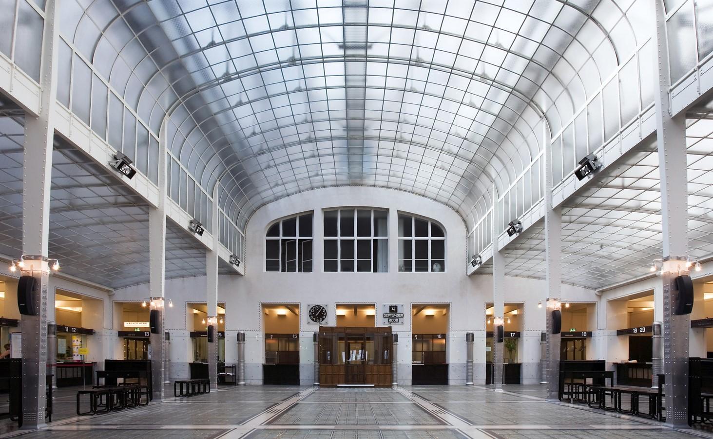 The Postal Savings Bank, Georg-Coch-Platz 2, 1010 Wien, Austria - Sheet1