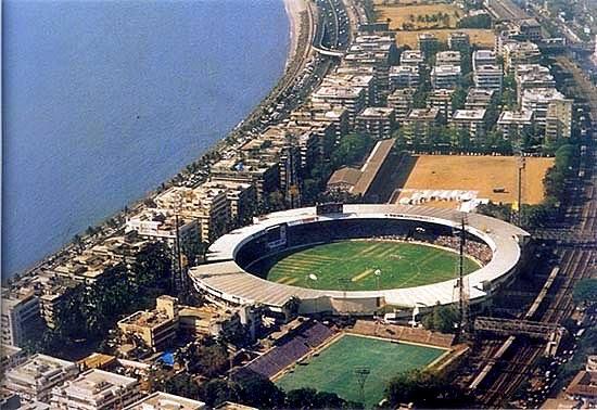 Wankhede Stadium by Shashi Prabhu: The oldest icons of Cricket World - Sheet1