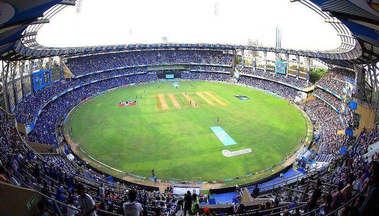 Wankhede Stadium by Shashi Prabhu: The oldest icons of Cricket World - Sheet2