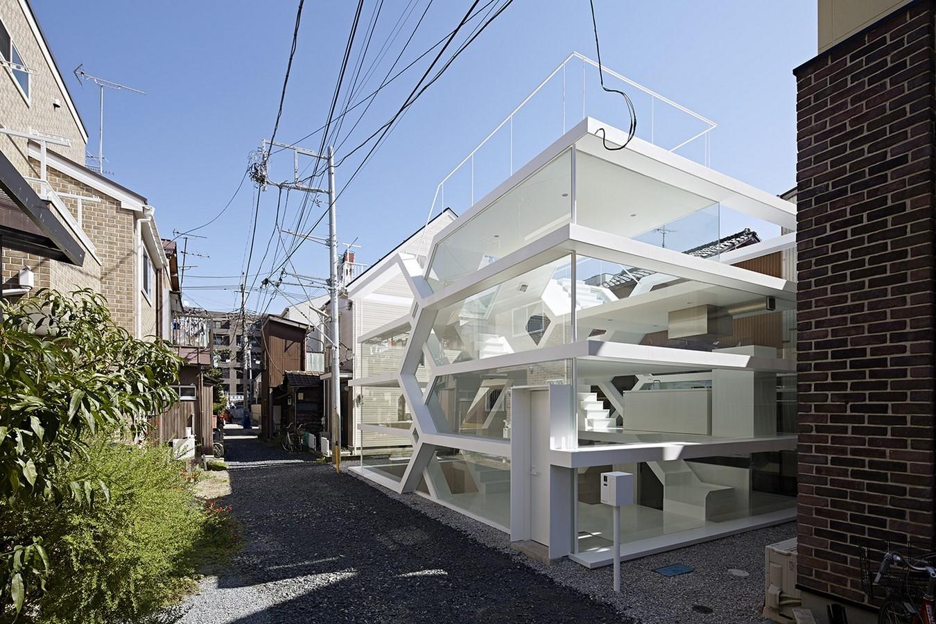 Ephemeral architecture: Japanese Philosophy - Sheet2