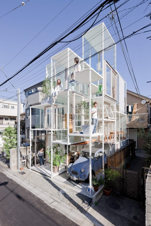 Ephemeral architecture: Japanese Philosophy - Sheet4