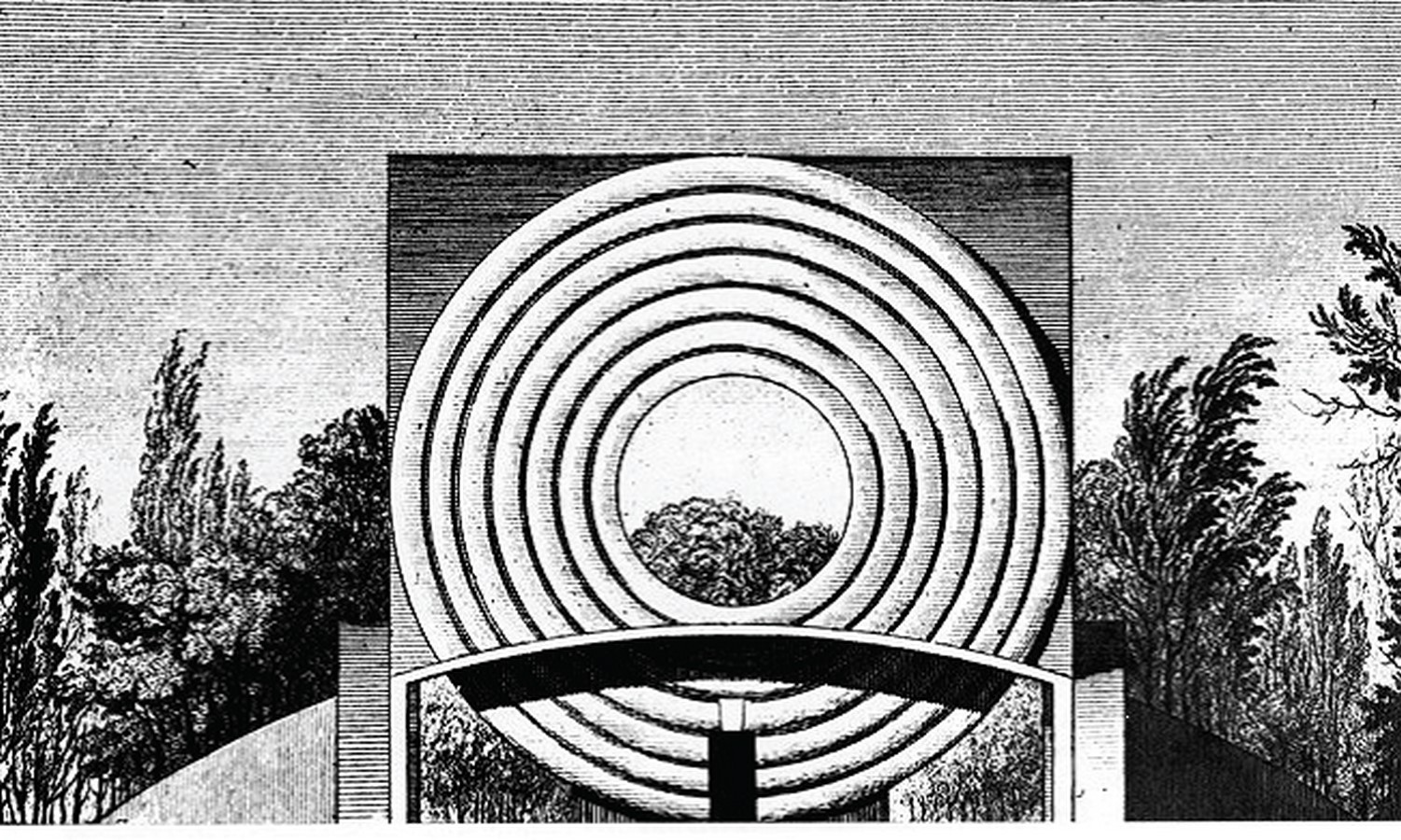 Theory in Architecture: Architecture parlante - Sheet5