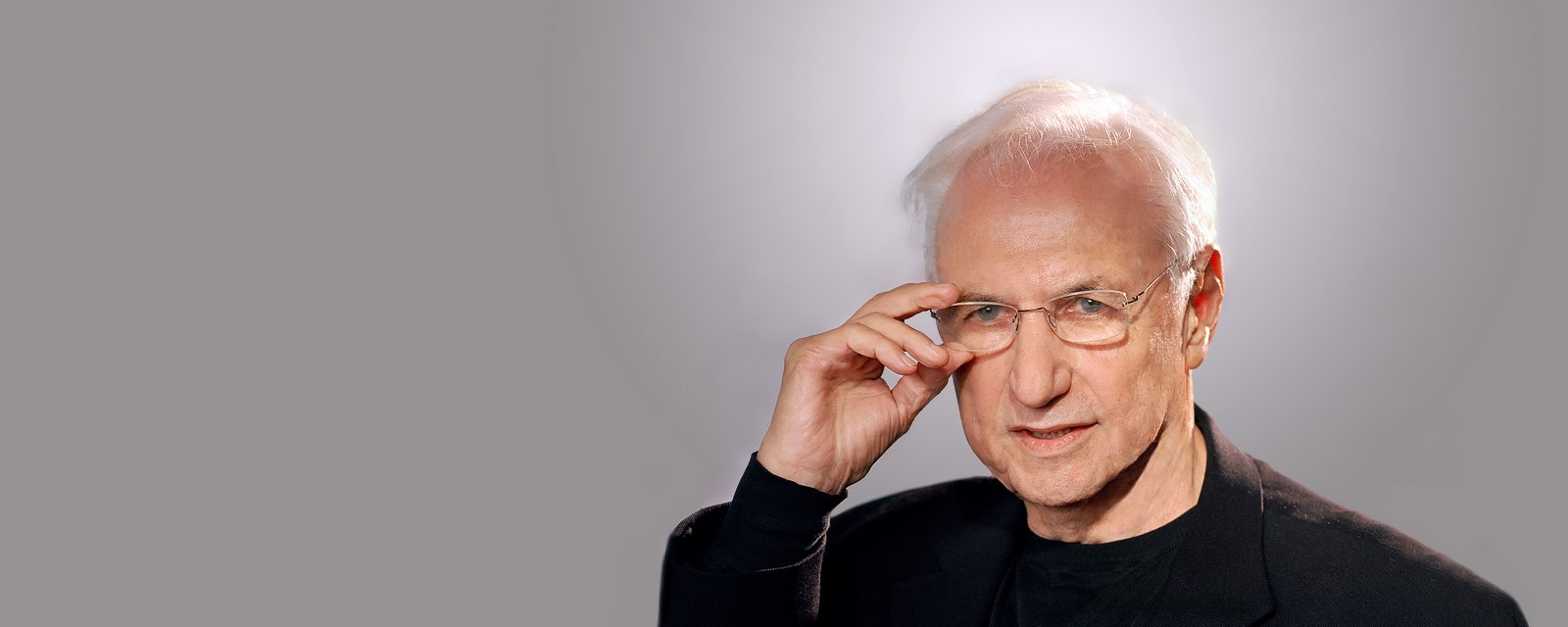 Interviews with Architects: Frank Gehry Interview: Jump Into the Unknown - Sheet2