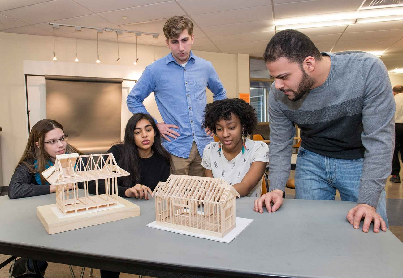 Why should one take up architecture summer school? - Sheet2