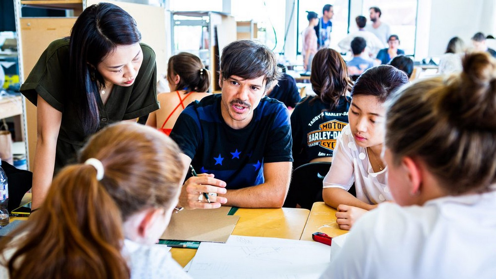 Why should one take up architecture summer school? - Sheet4