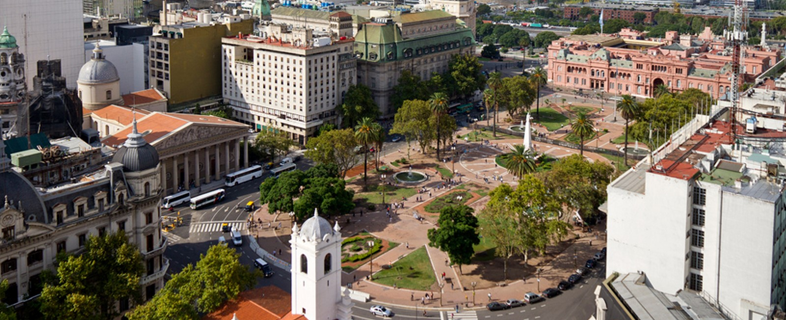 10 Things you did not know about Plaza de Mayo - Sheet2