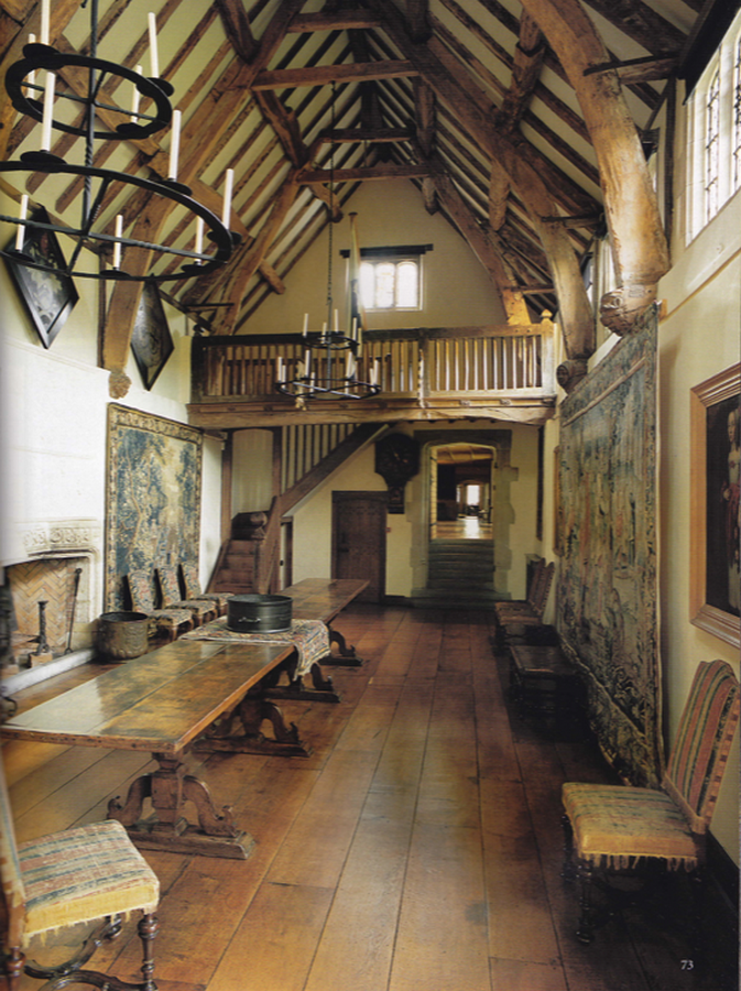 10 Things you did not know about Tudor architecture - Sheet8