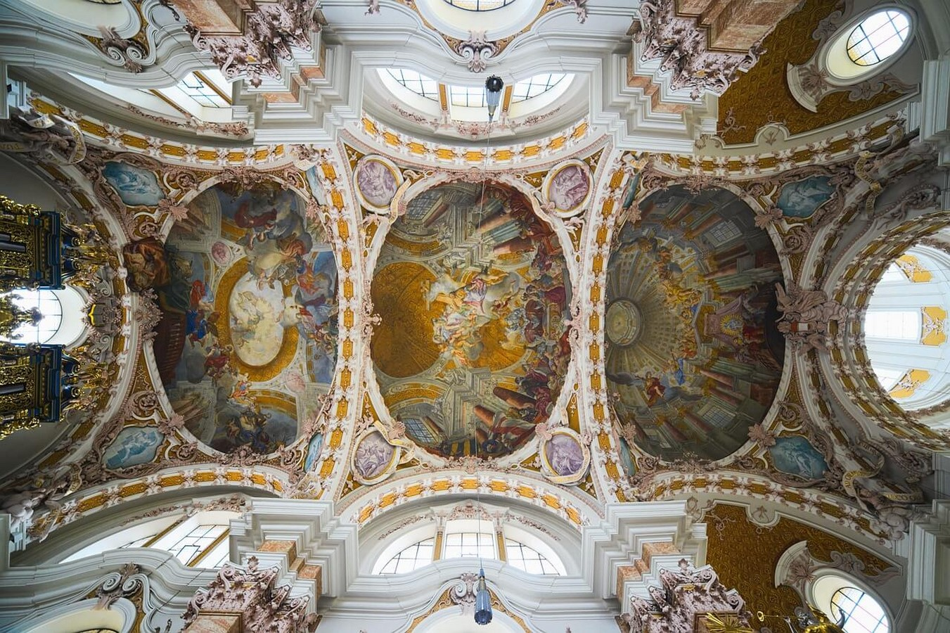 Influence of Baroque Architecture on other art forms - Sheet2