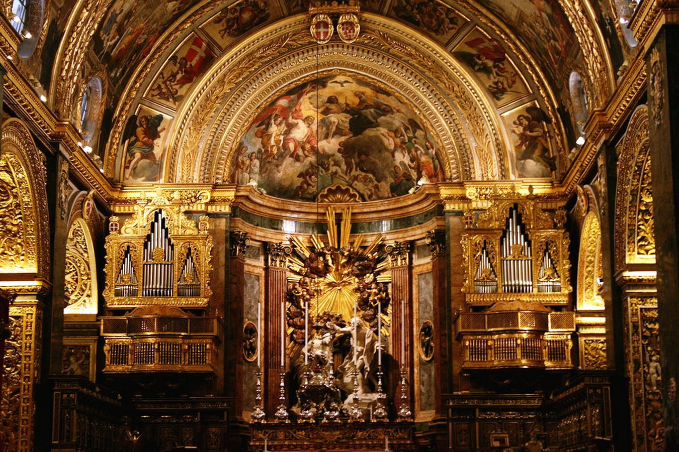 Influence of Baroque Architecture on other art forms - Sheet3