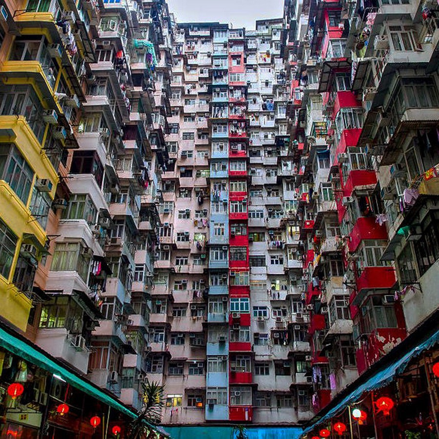 Where does architecture lie in the future of Hong Kong? - Sheet1