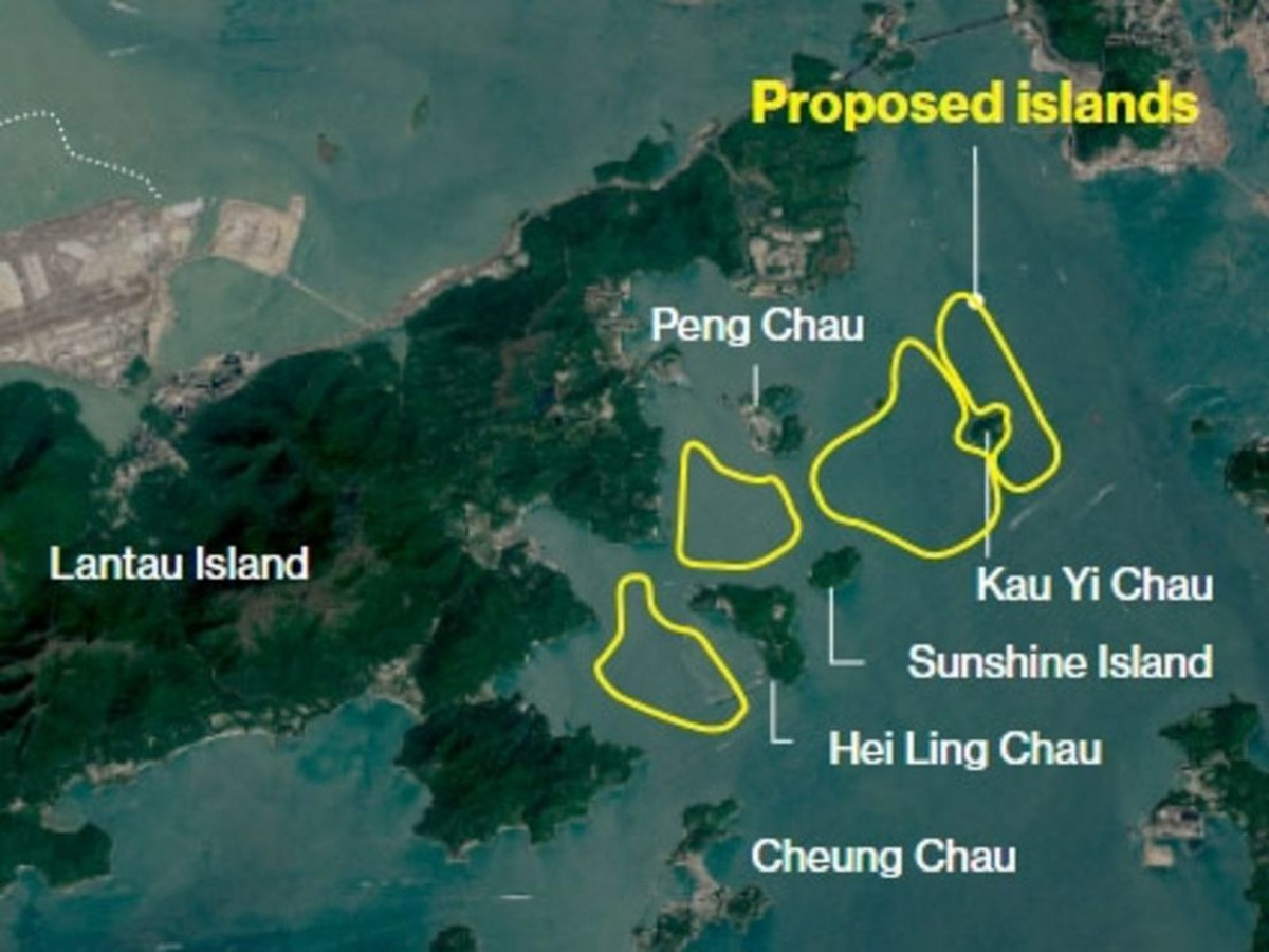 Where does architecture lie in the future of Hong Kong? - Sheet7