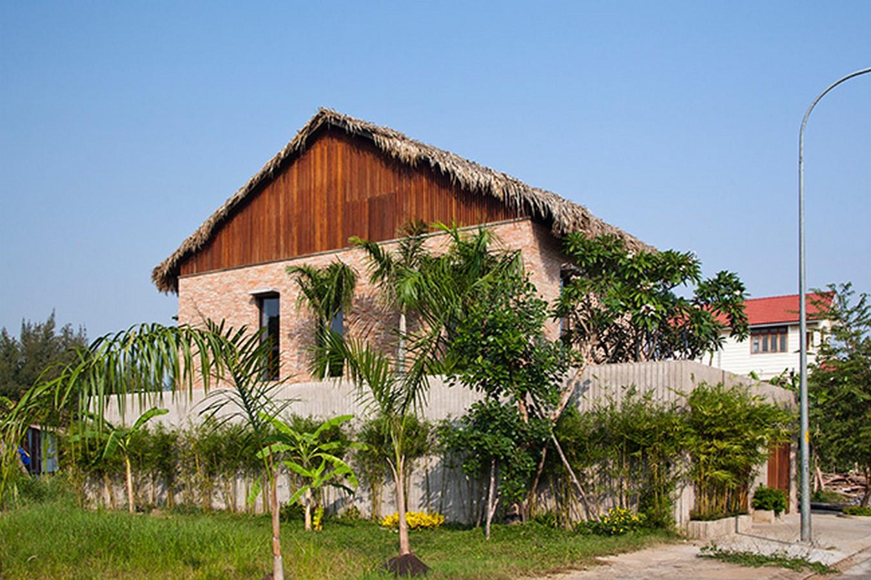 Tropical Suburb House - Sheet3