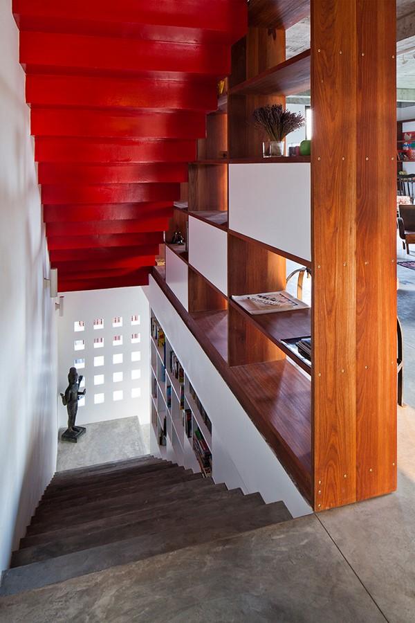 Tropical Suburb House - Sheet5