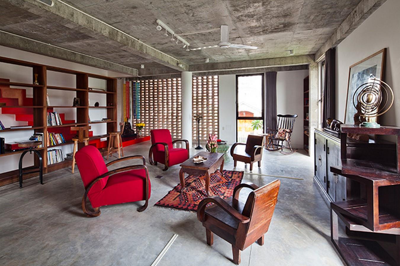 Tropical Suburb House - Sheet6