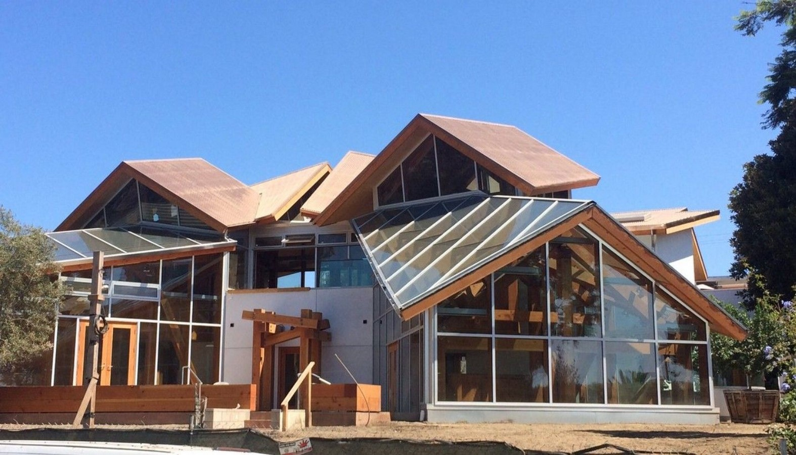 Gehry Residence by Frank Gehry: Balance between old and new - Sheet2