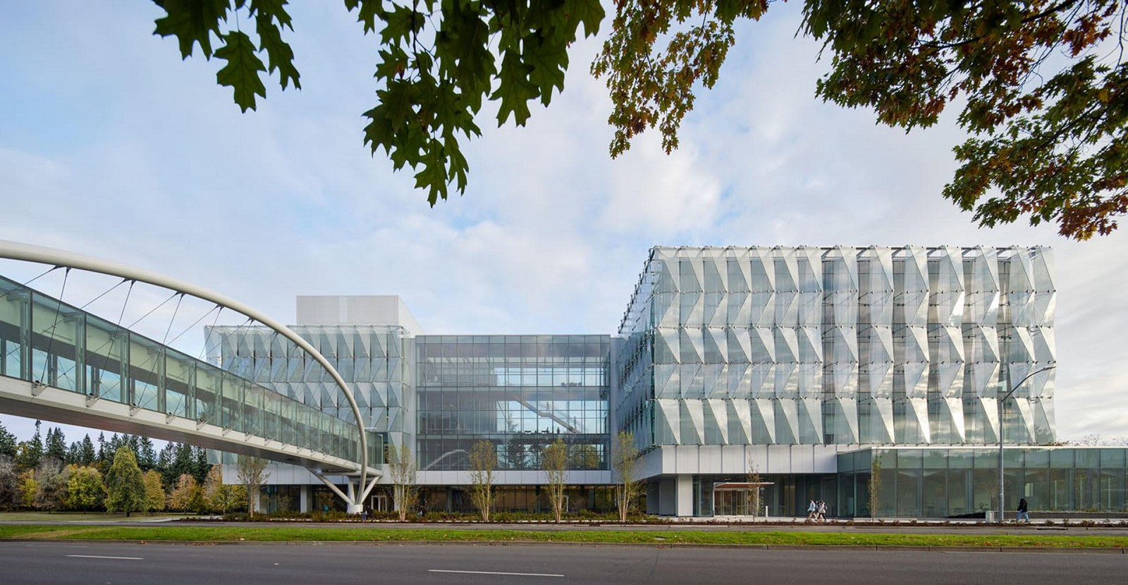 The University of Oregon, Knight Campus for Accelerating Scientific Impact - Sheet1