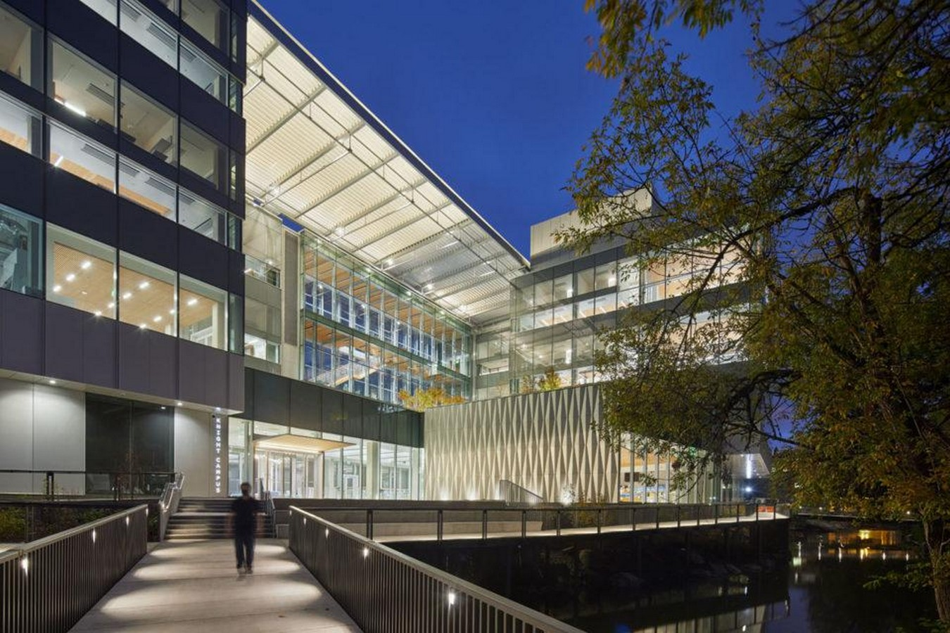 The University of Oregon, Knight Campus for Accelerating Scientific Impact - Sheet3