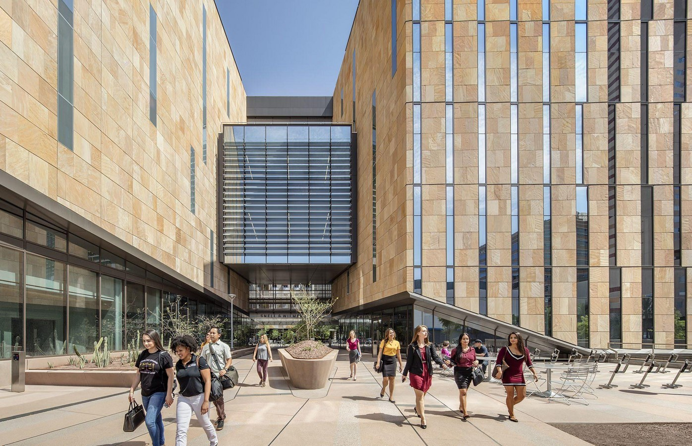 Arizona State University, Beus Center for Law and Society - Sheet3