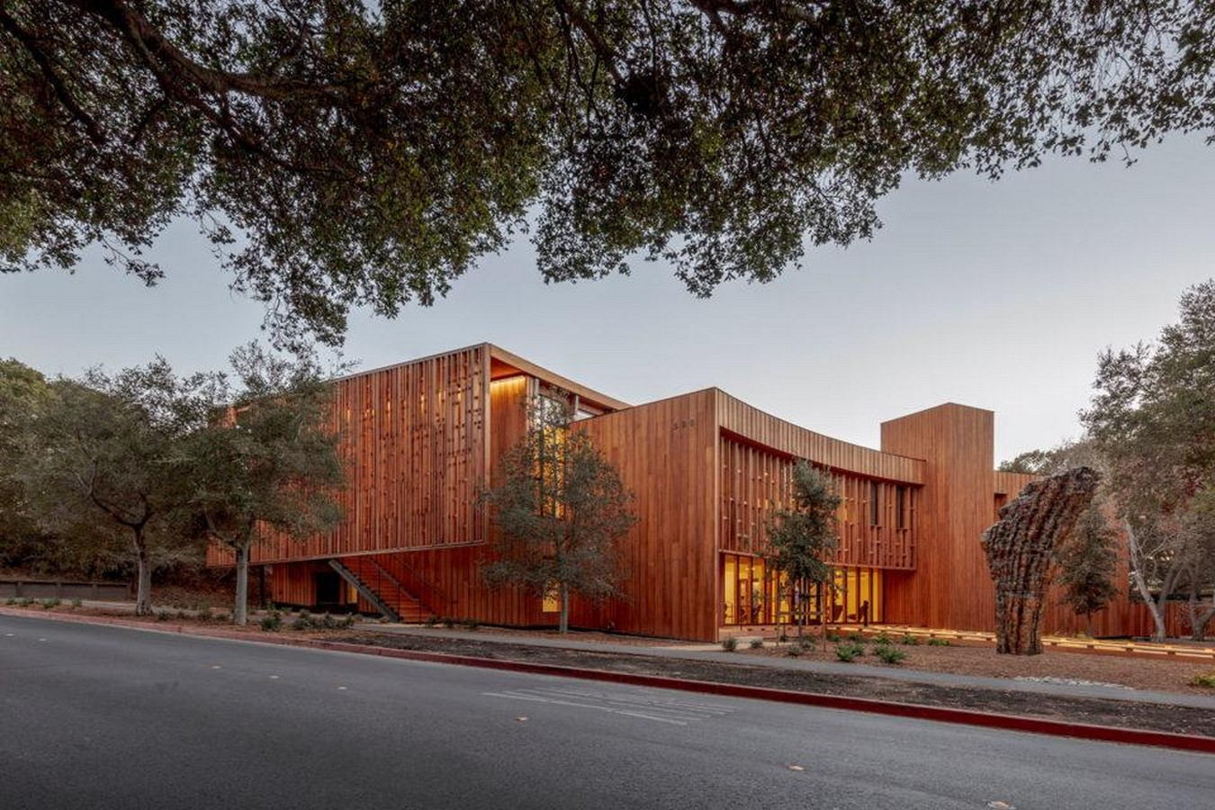 Stanford University, Denning House - Sheet2