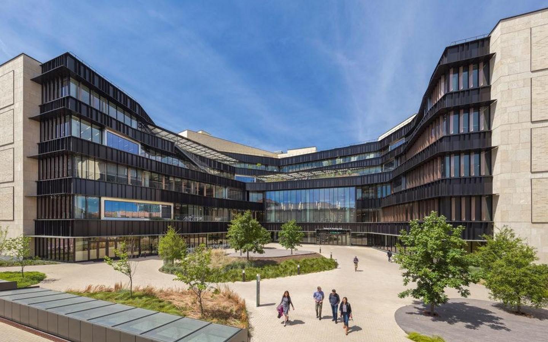 The University of Texas at Austin, McCombs School of Business, Robert B. Rowling Hall - Sheet1