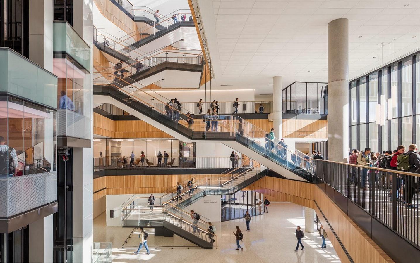 The University of Texas at Austin, McCombs School of Business, Robert B. Rowling Hall - Sheet2
