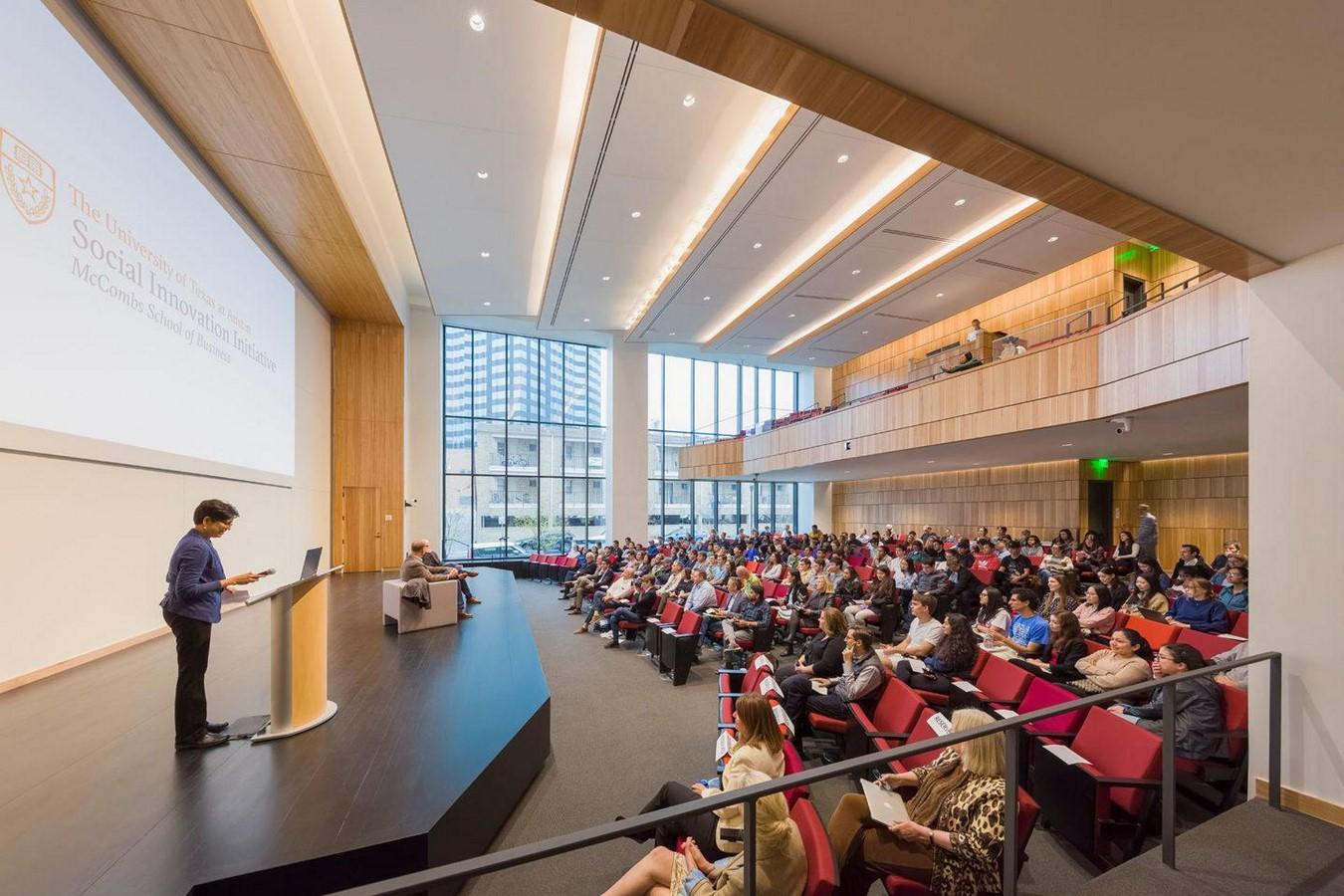 The University of Texas at Austin, McCombs School of Business, Robert B. Rowling Hall - Sheet3
