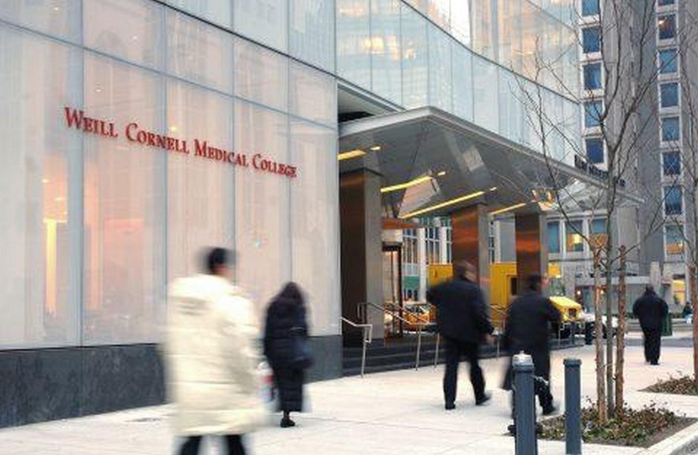 Weill Cornell Medicine, Weill Greenberg Center - Sheet3