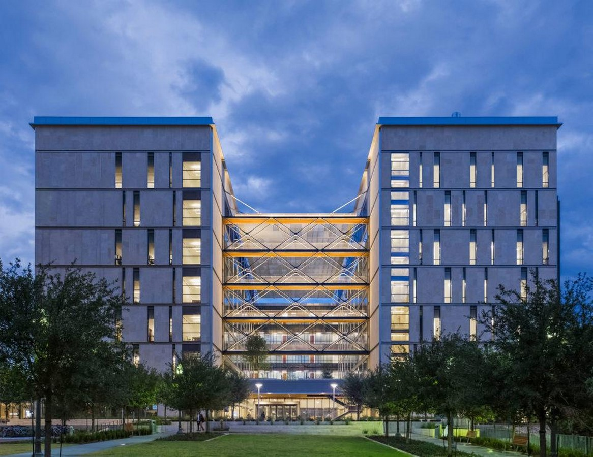 The University of Texas at Austin Cockrell School of Engineering Education and Research Center - Sheet2