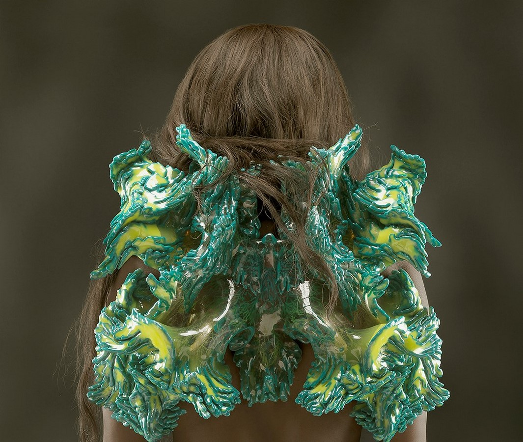 Wanderers by Neri Oxman: 3D printed Wearables - Sheet1