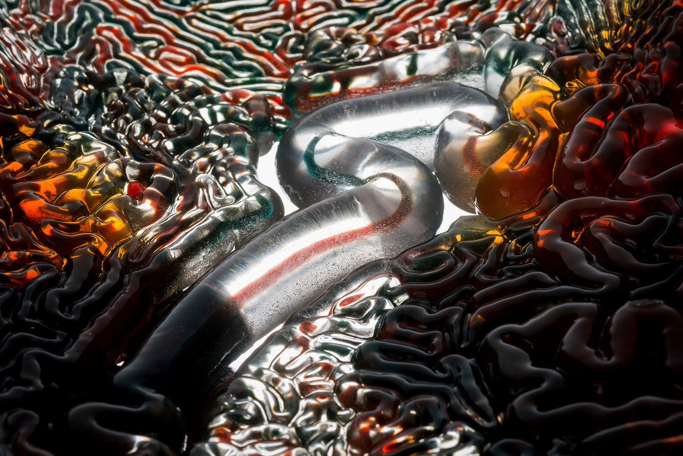 Wanderers by Neri Oxman: 3D printed Wearables - Sheet5