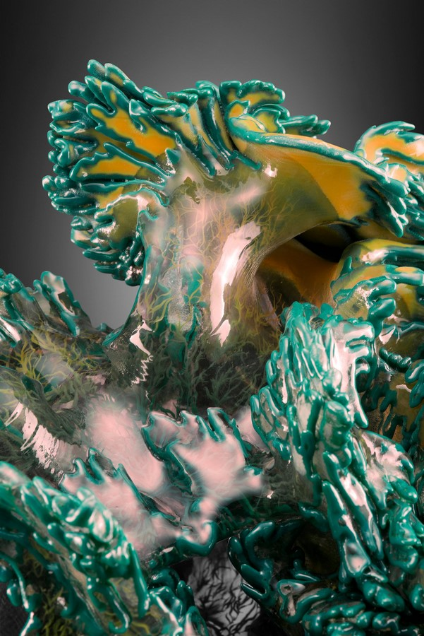 Wanderers by Neri Oxman: 3D printed Wearables - Sheet8